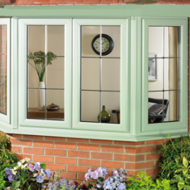 Fitted UPVC Windows For Energy Efficiency